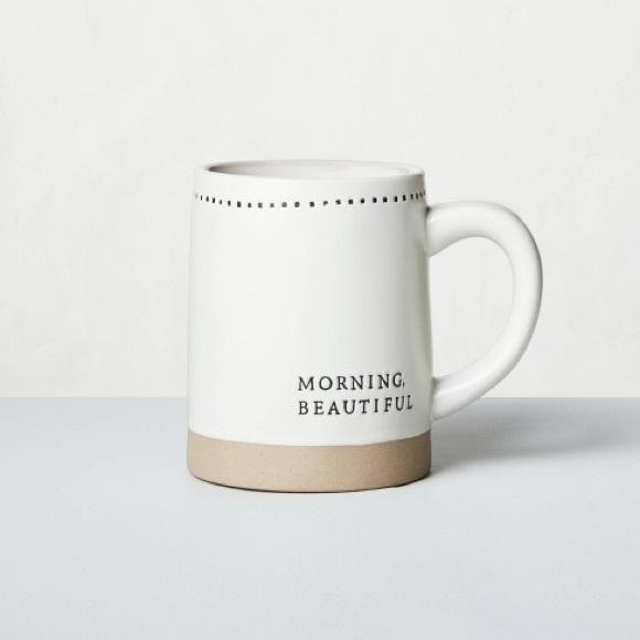 HEARTH AND HAND Magnolia Morning Beautiful Mug